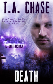 Recent Re-Release Book Review:  Death (The Four Horsemen #4) by T. A. Chase